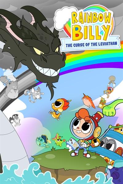 Rainbow Billy: La maledizione del Leviatano