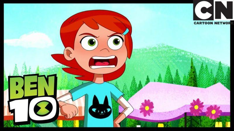 """Guarda il video """"BLa regina delle api """" di Ben 10 Italiano da Cartoon Network"""
