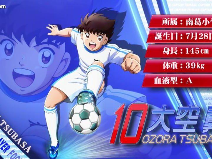 Captain Tsubasa – La serie animata sul calcio del 2018