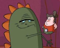 Che drago di un drago (Potatoes and Dragons) – La serie animata del 2003