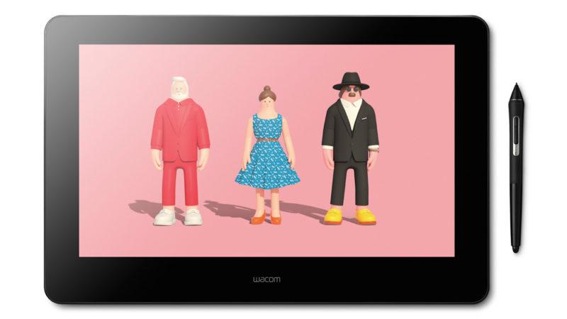Wacom potenzia la nuova Cintiq Pro 16 per artisti e designer digitali