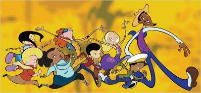 Class of 3000 – La serie animata del 2006
