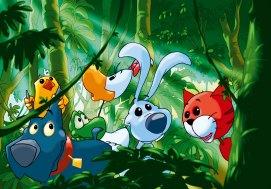 Cuccioli – La serie animata per bambini del Gruppo Alcuni del 2003