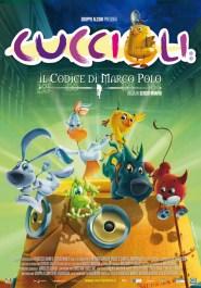 Cuccioli il codice di Marco Polo – Il film di animazione del 2009