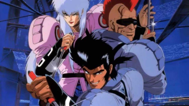 Cyber City Oedo 808 – Il film di animazione anime del 1990
