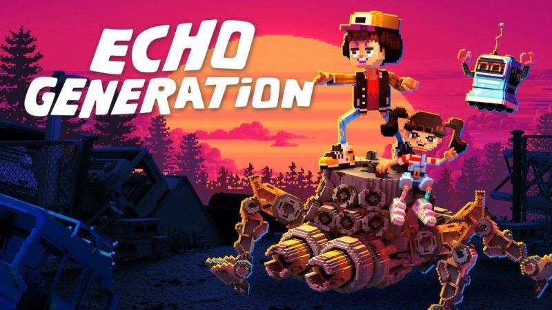 Echo Generation, un Monster Mech Mashup, viene lanciato oggi con Xbox Game Pass