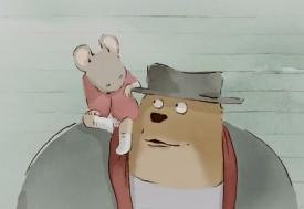Ernest e Celestine – Il film di animazione del 2012