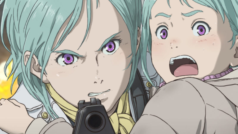 "Funimation porta al cinema ""Eureka Seven Hi-Evolution"" e ""Sing a Bit of Harmony"""