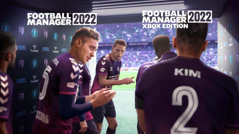 Football Manager 2022 e Football Manager 2022 Xbox Edition debuttano il 9 novembre con Xbox Game Pass