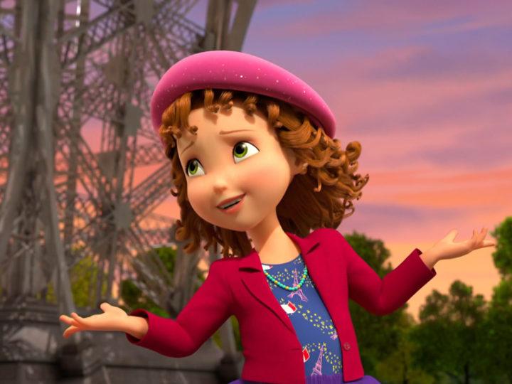 """Clip: """"Fancy Nancy"""" vede finalmente Parigi in S3, in anteprima il 12 novembre"""