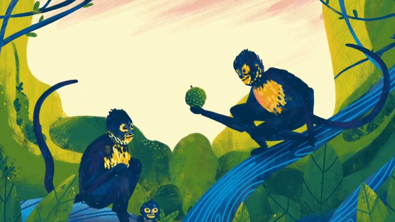 David Attenborough dà voce alla causa della biodiversità in un cortometraggio d'animazione