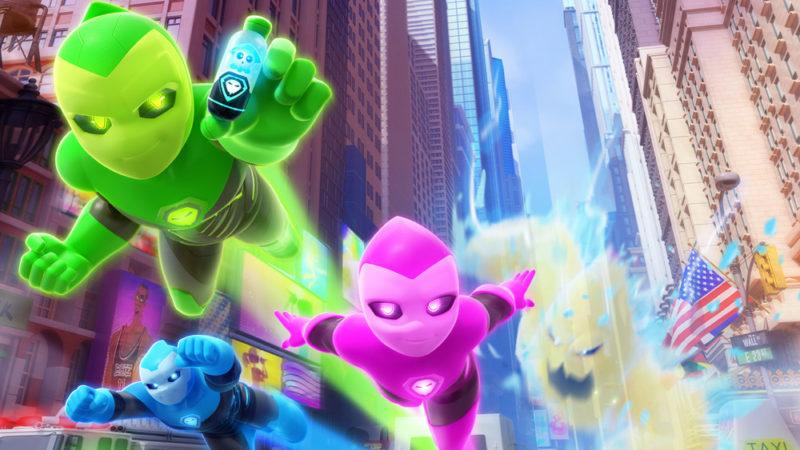 Notizie sulle nuove serie animate TV e in streaming