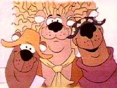 Napo orso capo (Help! …It's the Hair Bear Bunch!) – La serie animata del 1971