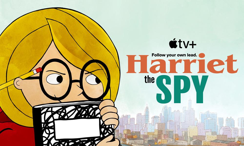 """Trailer della serie animata """"Harriet la spia"""""""