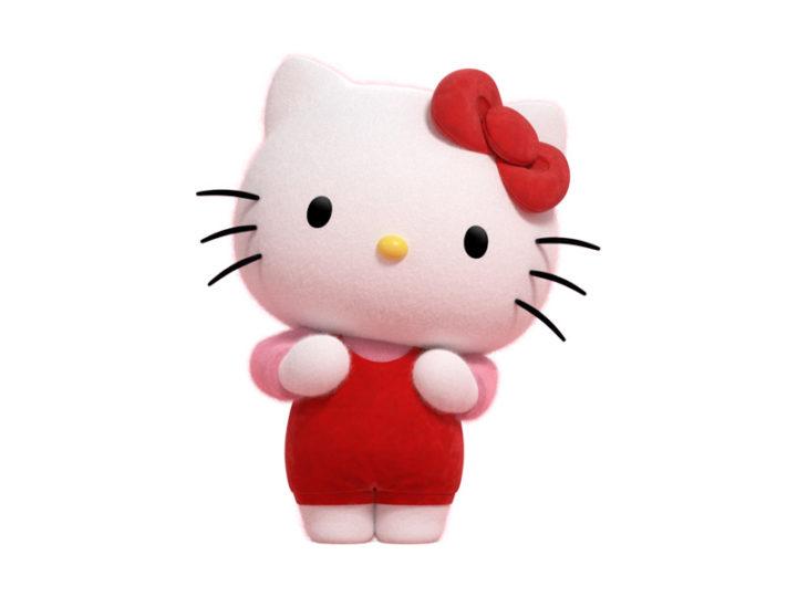 Il mondo di Hello Kitty si espande nella nuova serie 3D di Kids First e Amazon Kids+