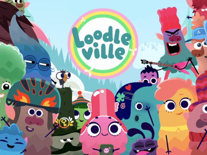 """""""Loodleville"""" la serie animata russa per bambini di SMF Studio"""
