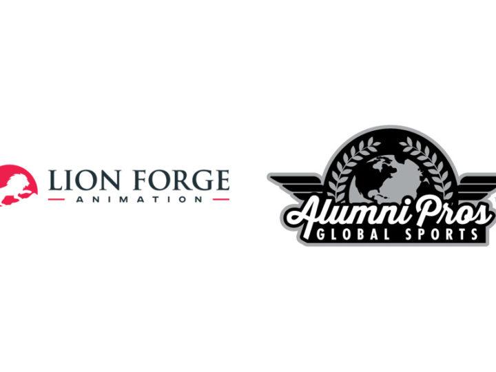Lion Forge Animation firma un accordo preliminare con gli Alumni Pros Global Sports