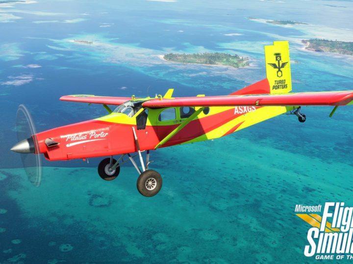 Prossimamente: Microsoft Flight Simulator Game of the Year Edition
