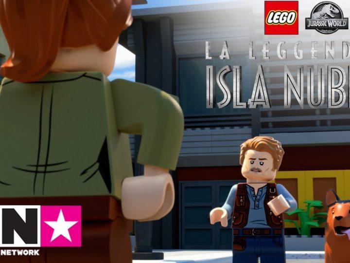 """Guarda il video di Jurassic World: La Leggenda di Isla Nublar """"Missione Critica"""""""