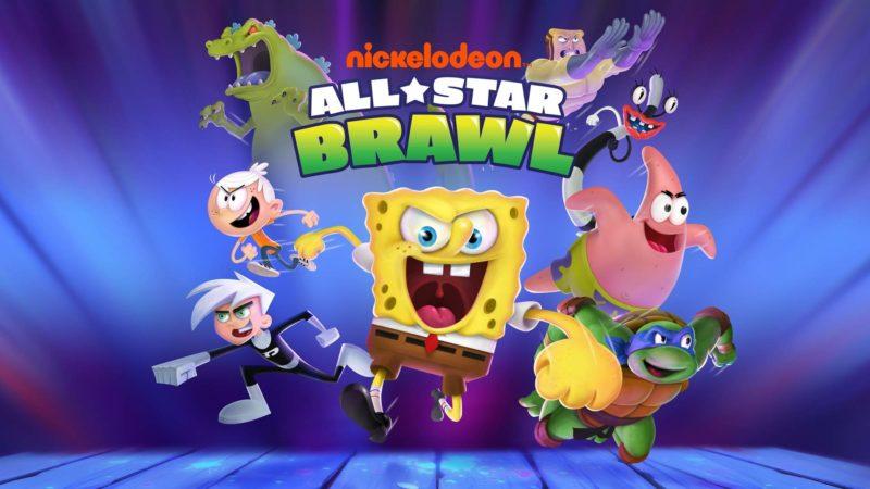 Nickelodeon All-Star Brawl è Passion Project Platform Fighter