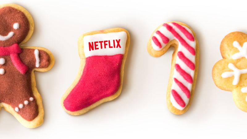 "Netflix scarta i regali animati durante ""Here for the Holidays"""