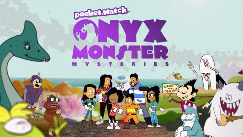 "Pocket.watch lancia il franchising ""Onyx Monster Mysteries"" per la famiglia Hit di YouTube"