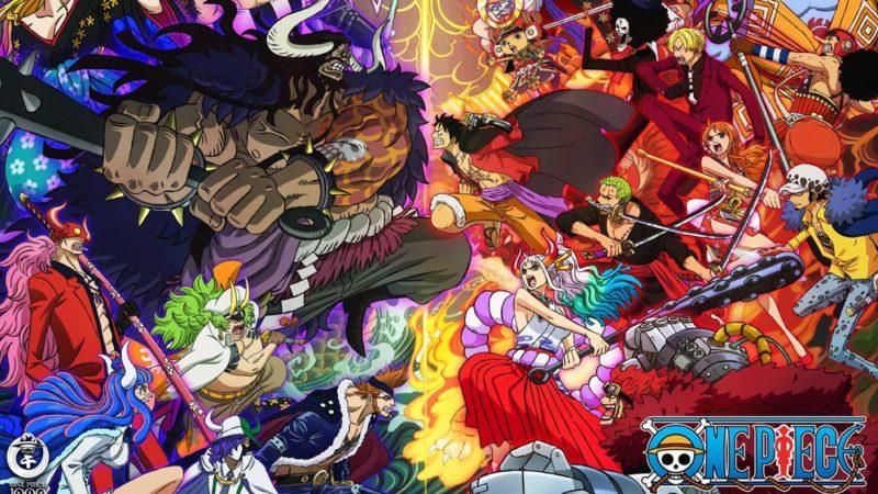 Teaser: il millesimo episodio di One Piece issa le vele per la prima di Funimation