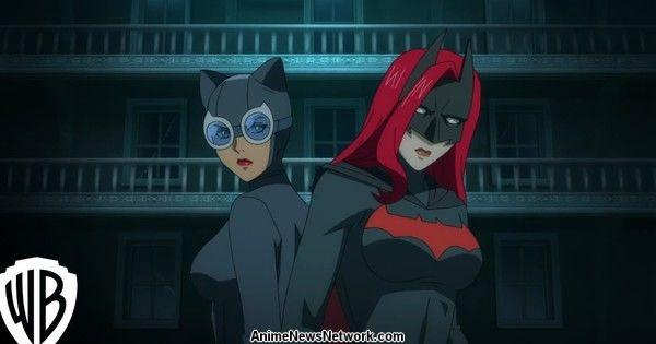 Il trailer del film d'animazione di Catwoman: Hunted