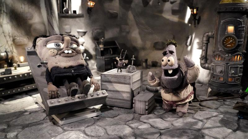 "Speciali Halloween su Nickelodeon con ""Rugrats""e ""Patrick Star"""