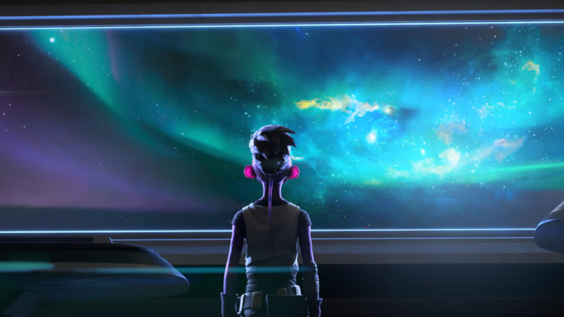 """Immaginare un futuro animato più luminoso in """"Star Trek: Prodigy"""""""