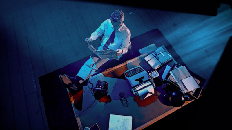 "Moonraker VFX crea un universo ""Cosmic Noir"" per ""Killers of the Cosmos"""