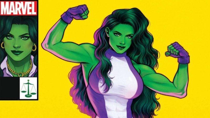 She-Hulk torna a esercitare la professione di avvocato nella nuova serie a fumetti