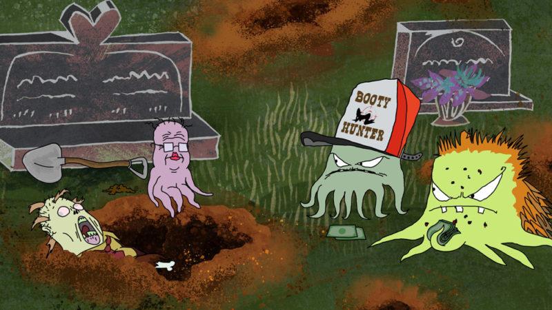 """Trailer: """"Squidbillies"""" ritorna per la stagione finale il 7 novembre"""