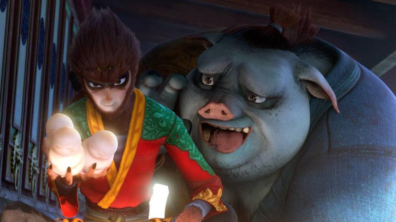 """Trailer: Well Go USA porta """"The Monkey King: Reborn"""" su disco a dicembre (debutto esclusivo)"""