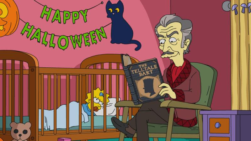 Il video de I Simpson: La casa sull'albero dell'orrore XXXII