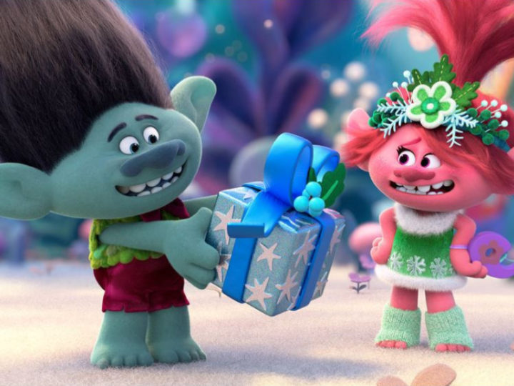 Trolls Holiday in Harmony di DreamWorks arriva Caroling su NBC il 26 novembre