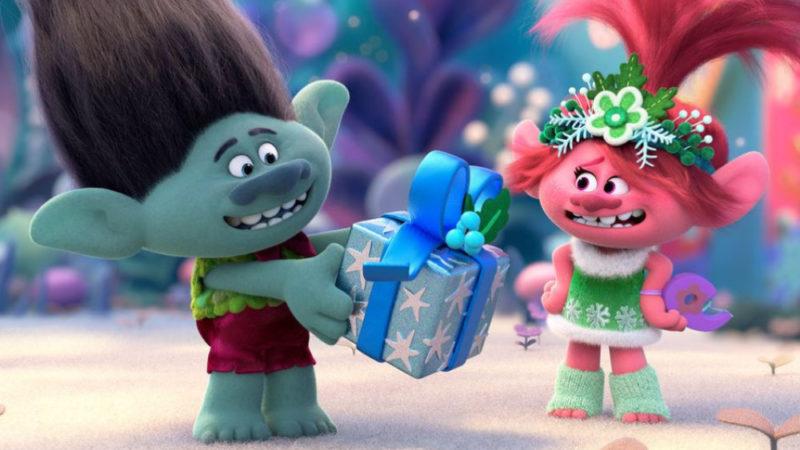 Trolls Holiday in Harmony della DreamWorks arriva il 26 novembre