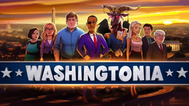 """Il provocatorio film di animazione per adulti """"Washingtonia"""" e la serie """"Fairview"""""""