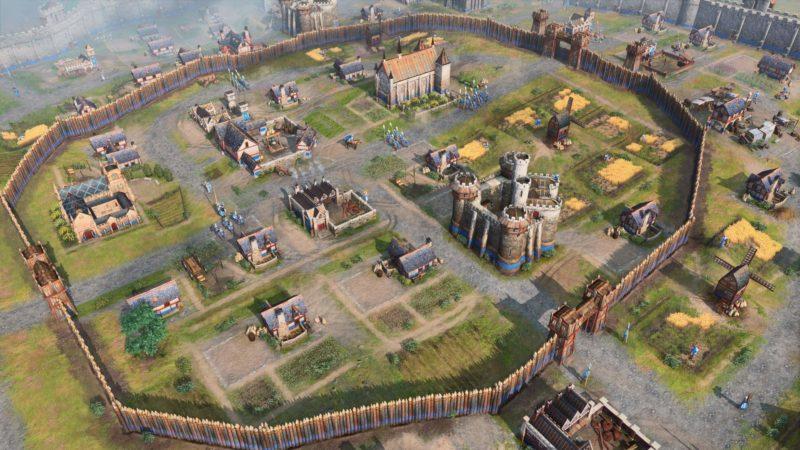 La modalità Min Spec di Age of Empires IV offre a più giocatori più opportunità di giocare