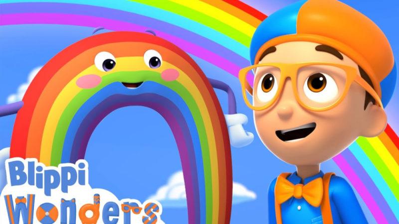 """""""Blippi Wonders"""" il cartone animato prescolare di Moonbug Entertainment"""