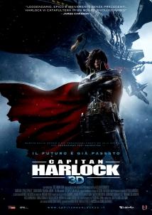 Capitan Harlock 3D – Il futuro è già passato – Il film di animazione del 2013