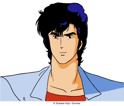 City Hunter – La serie anime poliziesca del 1987