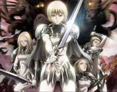 Claymore – La serie anime fantasy del 2007
