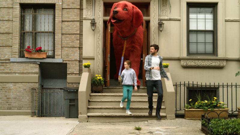 """Trailer del film """"Clifford – Il grande cane rosso"""""""
