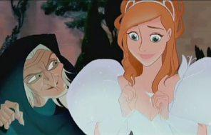 Come d'incanto – Il film di animazione e Live-Action della Disney del 2007
