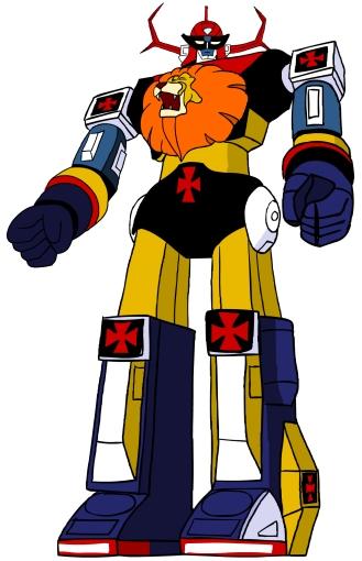 Daltanious – Il robot del futuro – La serie anime robot del 1979