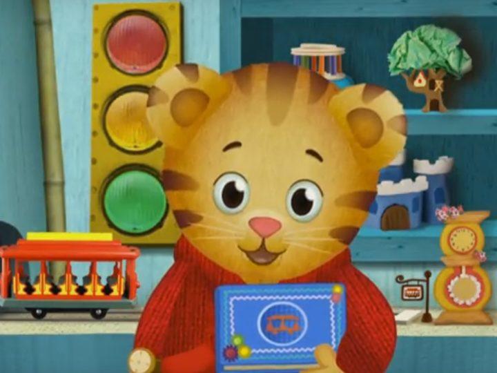 Daniel Tiger – La serie animata prescolare del 2012