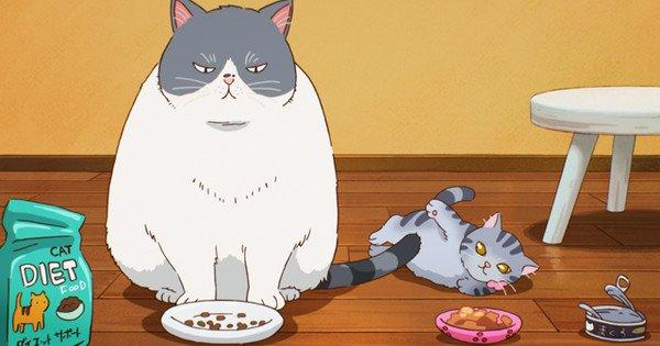 L'anime di Kanashiki Debu Neko-chan rivela il cast e il debutto del 6 dicembre