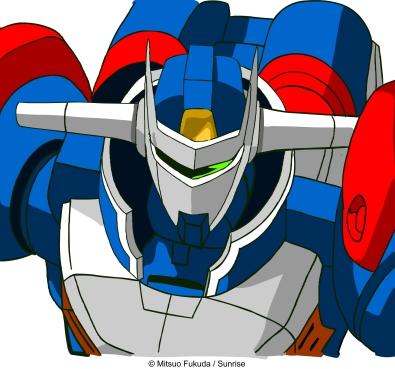 L'invincibile Dendoh – La serie anime robot del 2000