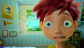 Dino e la macchina del tempo – Il film di animazione del 2012